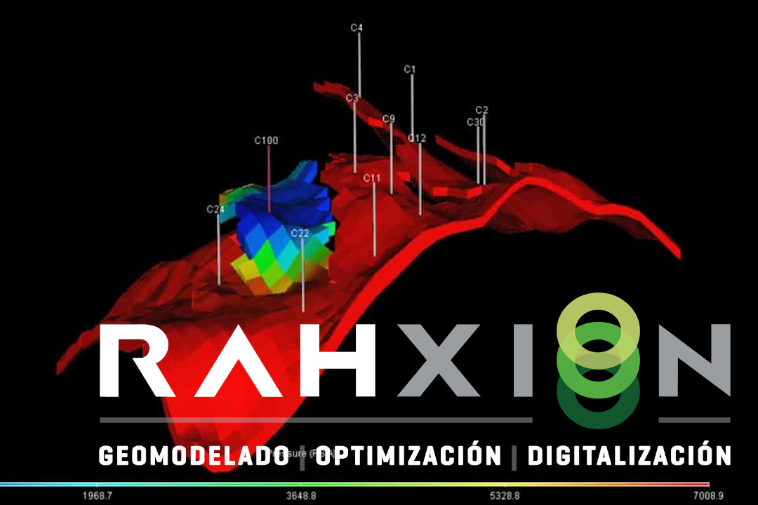 Rahxion Geomodelado, Optimización, Digitalización